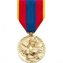 Médaille ordonnance Défense nationale Or