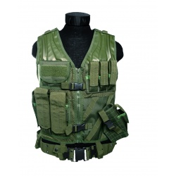 Gilet tactique type USMC Kaki
