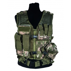 "Gilet tactique type USMC type ""MULTICAM"""
