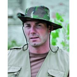 Chapeau de brousse Woodland