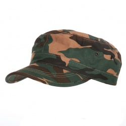 "Casquette US type ""Woodland"" Ripstop"