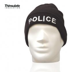 Bonnet sécurité noir