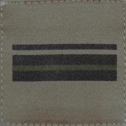 Galon militaire basse visibilité Major