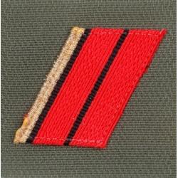 Galon militaire ADT Haute visibilité Caporal Chef 1ère classe