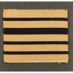 Galon militaire ADT Haute visibilité Colonel