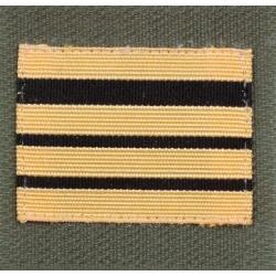Galon militaire ADT Haute visibilité Commandant