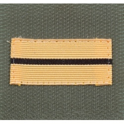 Galon militaire ADT Haute visibilité Lieutenant