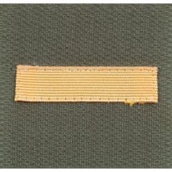 Galon militaire ADT Haute visibilité Sous Lieutenant