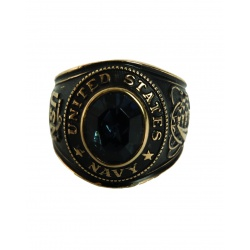"Bague US ""Navy"""