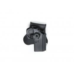 Holster rigide droitier CZ75D COMPACT