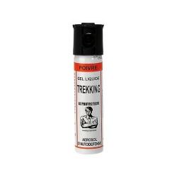 Aérosol de défense gel poivre 75 ml