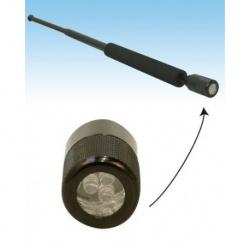 Lampe Led pour baton télescopique