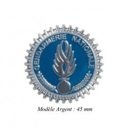 Médaille porte-carte Gendarmerie Départementale