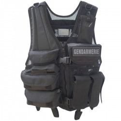 Gilet force intervention OPEX