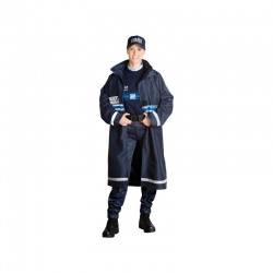 Imperméable microporeux POLICE MUNICIPALE
