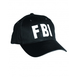 "Casquette base-ball ""FBI"""