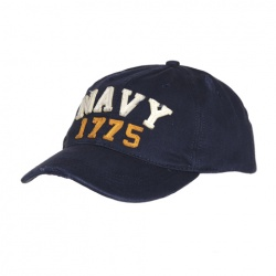 Casquette base-ball vintage NAVY 1775