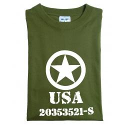 Tee-shirt étoile USA
