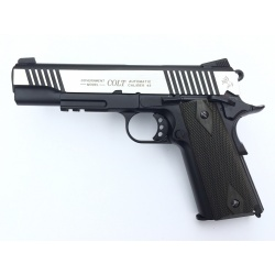 Rail Gun Dual Tone CO2 COLT