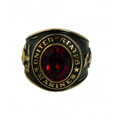 "Bague US ""Marines"""