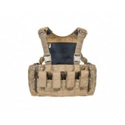 BACK PLATE chest rig Tasmanian Tiger Beige (plaque arrière)