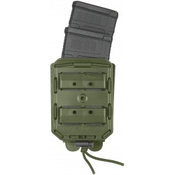 Porte chargeur BUNGY double M4 Kaki - VEGA HOLSTER