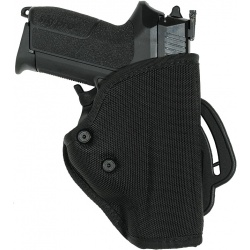 Holster ST2 Cordura à double rétention noir