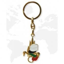 Porte clé métal Légion