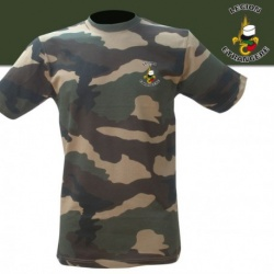 Tee-shirt Légion camouflage