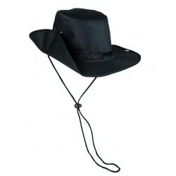 Chapeau de brousse Noir