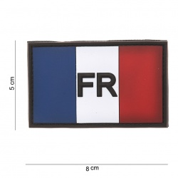 Ecusson FRANCE PVC
