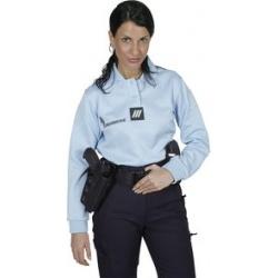 Polo gendarmerie femme manche longue