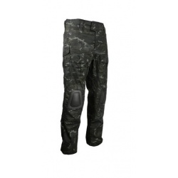 "Pantalon Warrior "" MULTICAM BLACK"""