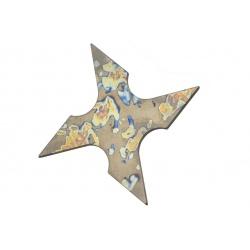 Étoile de jet à 8 branches