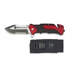 Couteau de poche Sapeur-Pompier RUI